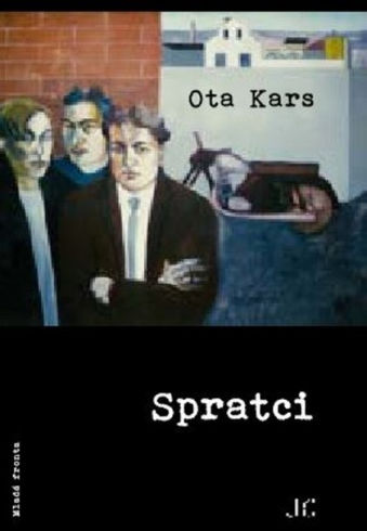 Soutěž o knihu Spratci - www.vasesouteze.cz