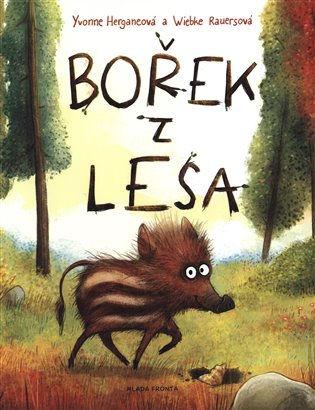 Soutěž o dětskou knížku Bořek z lesa - www.vasesouteze.cz