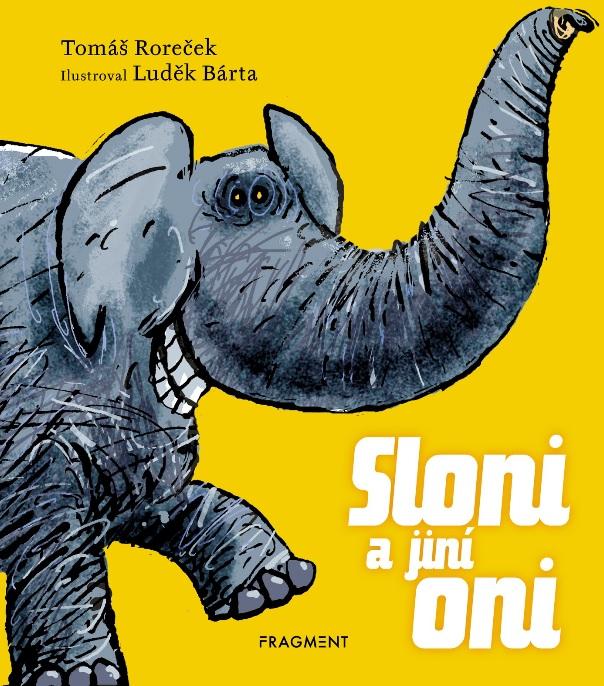 Soutěž o knihu Sloni a jiní oni  - www.vasesouteze.cz