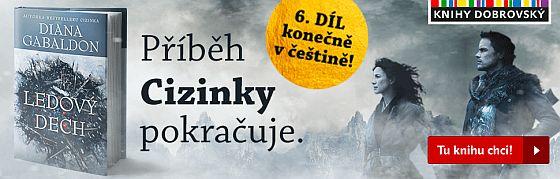 Soutěž o oceněný bestseller Ledový dech - www.chytrazena.cz