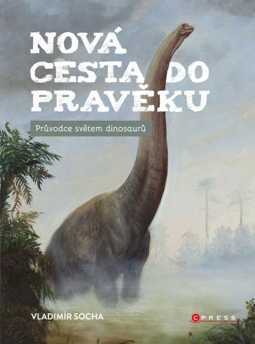 Soutěž o knihu Nová cesta do pravěku - www.vasesouteze.cz