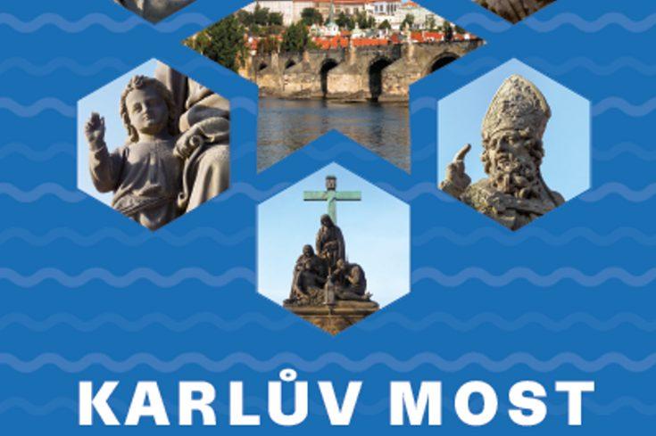 Vyhrajte tři knihy Karlův most - www.klubknihomolu.cz