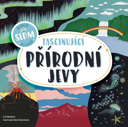 Soutěž o knihu Fascinující přírodní jevy - www.vasesouteze.cz