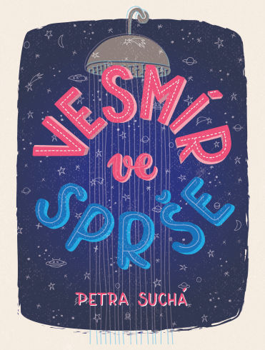 Soutěž o tři knihy Vesmír ve sprše - www.vasesouteze.cz