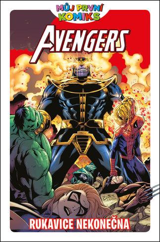 Soutěž o tři komiksy Avengers a rukavice nekonečna - www.vasesouteze.cz