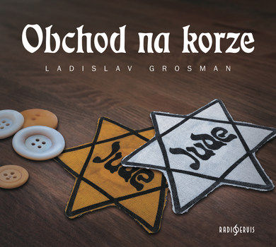 Soutěž o audioknihu Obchod na korze - www.vasesouteze.cz