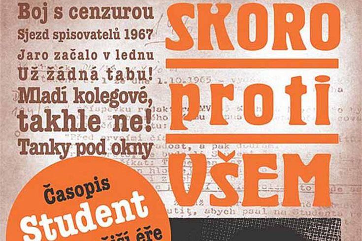 Vyhrajte tři knihy Skoro proti všem - www.klubknihomolu.cz