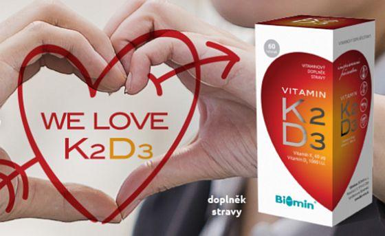 SOUTĚŽ o kombinaci vitaminů K2+D3 a přírodního kalcia Ovovital - www.chytrazena.cz
