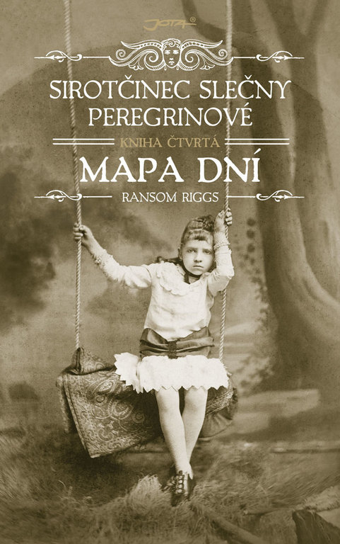 Soutěž o 3 knihy Sirotčinec slečny Peregrinové: Mapa dní - /www.vasesouteze.cz/