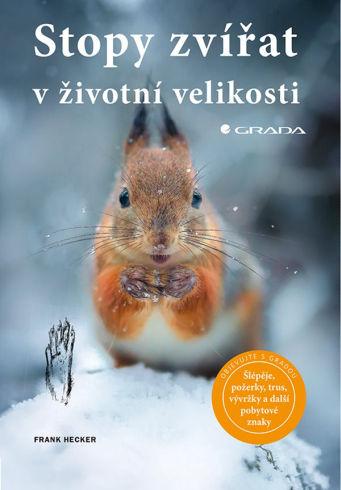 Soutěž o tři knihy Stopy zvířat v životní velikosti - /www.vasesouteze.cz/