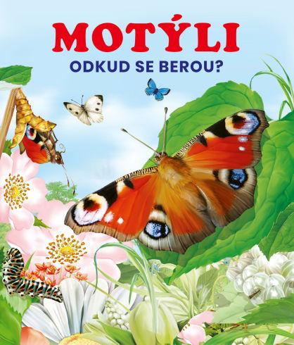 Soutěž o leporelo Motýli - /www.vasesouteze.cz/