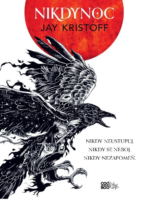 Soutěž o knihu Nikdynoc - www.vasesouteze.cz