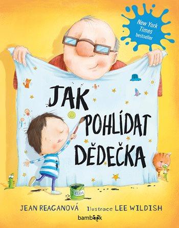 Soutěž o knihu Jak pohlídat dědečka - www.vasesouteze.cz