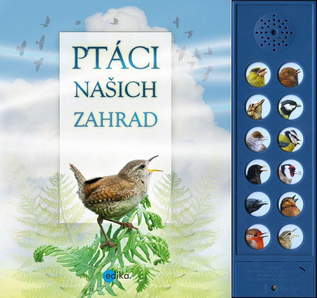 Soutěž o knihu Ptáci našich zahrad - www.vasesouteze.cz