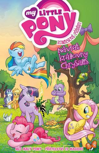 Soutěž o tři komiksy My Little Pony - www.vasesouteze.cz