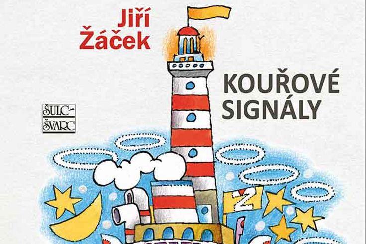 Vyhrajte dvě knihy Kouřové signály - www.klubknihomolu.cz