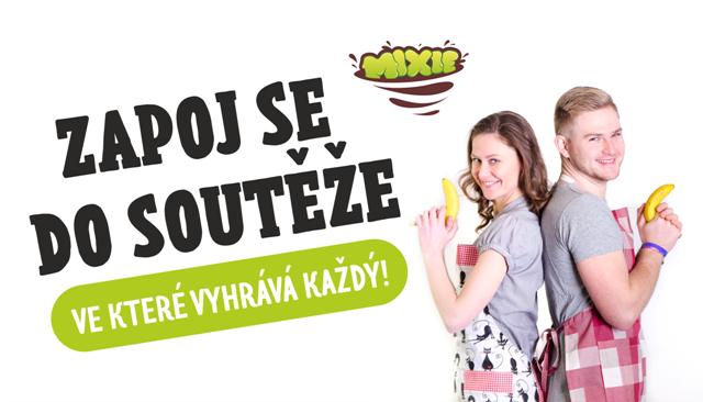 MEGA SOUTĚŽ O CENY V HODNOTĚ VÍCE NEŽ 400.000 Kč - www.mixie.cz