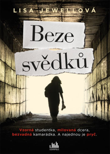 Soutěž o tři thrillery Beze svědků - www.vasesouteze.cz