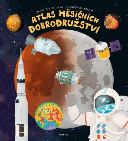 Soutěž o Atlas měsíčních dobrodružství - www.vasesouteze.cz