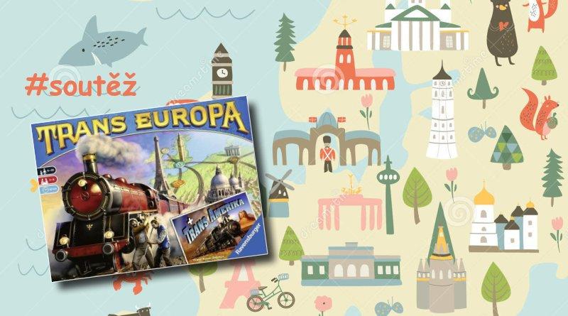 SOUTĚŽ o deskovou hru TRANS EUROPA - www.chrudimka.cz