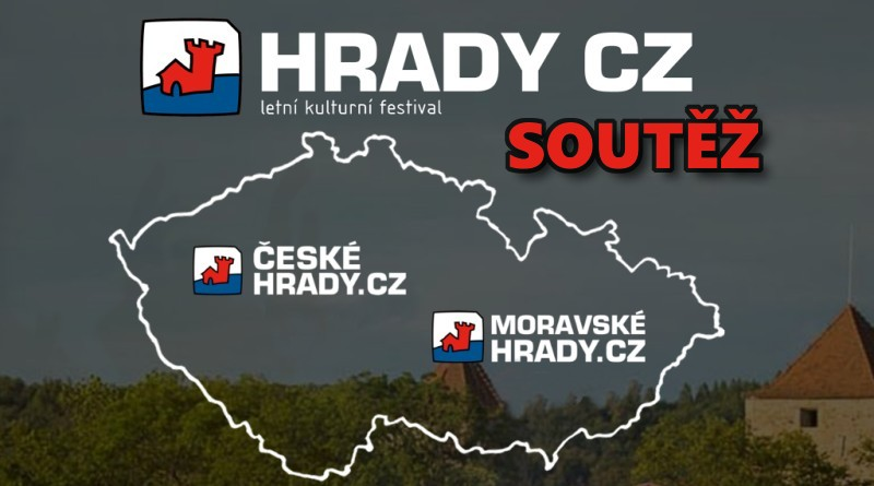 SOUTĚŽ o vstupenky na HRADY CZ  Kunětická hora - www.chrudimka.cz