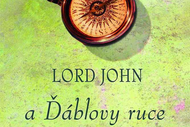 Vyhrajte dvě knihy Lord John a Ďáblovy ruce - www.klubknihomolu.cz