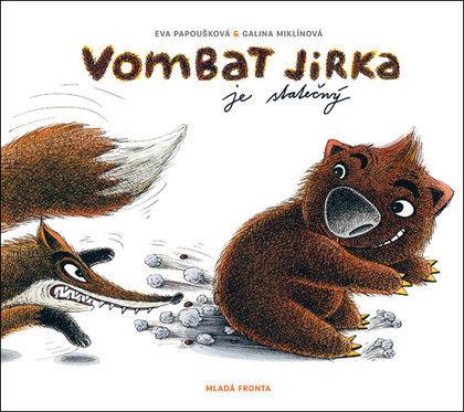Soutěž o dětskou knihu Vombat Jirka je statečný - www.vasesouteze.cz
