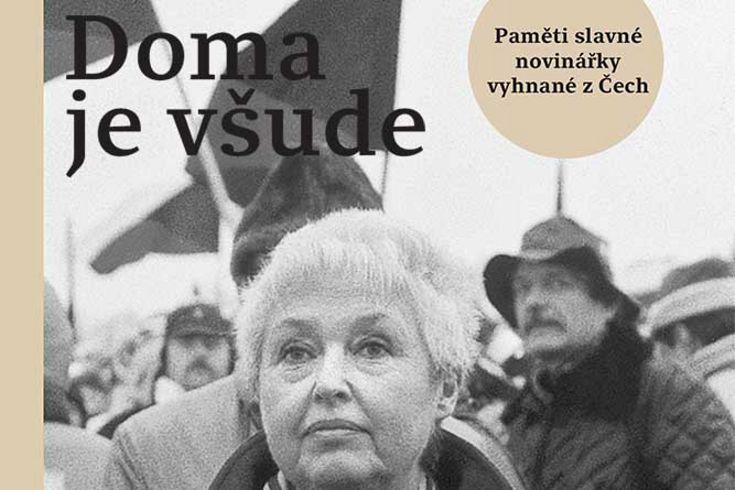 Vyhrajte tři knihy Doma je všude - www.klubknihomolu.cz