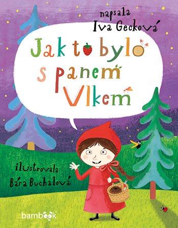 Soutěž o knihu Jak to bylo s panem Vlkem - www.vasesouteze.cz