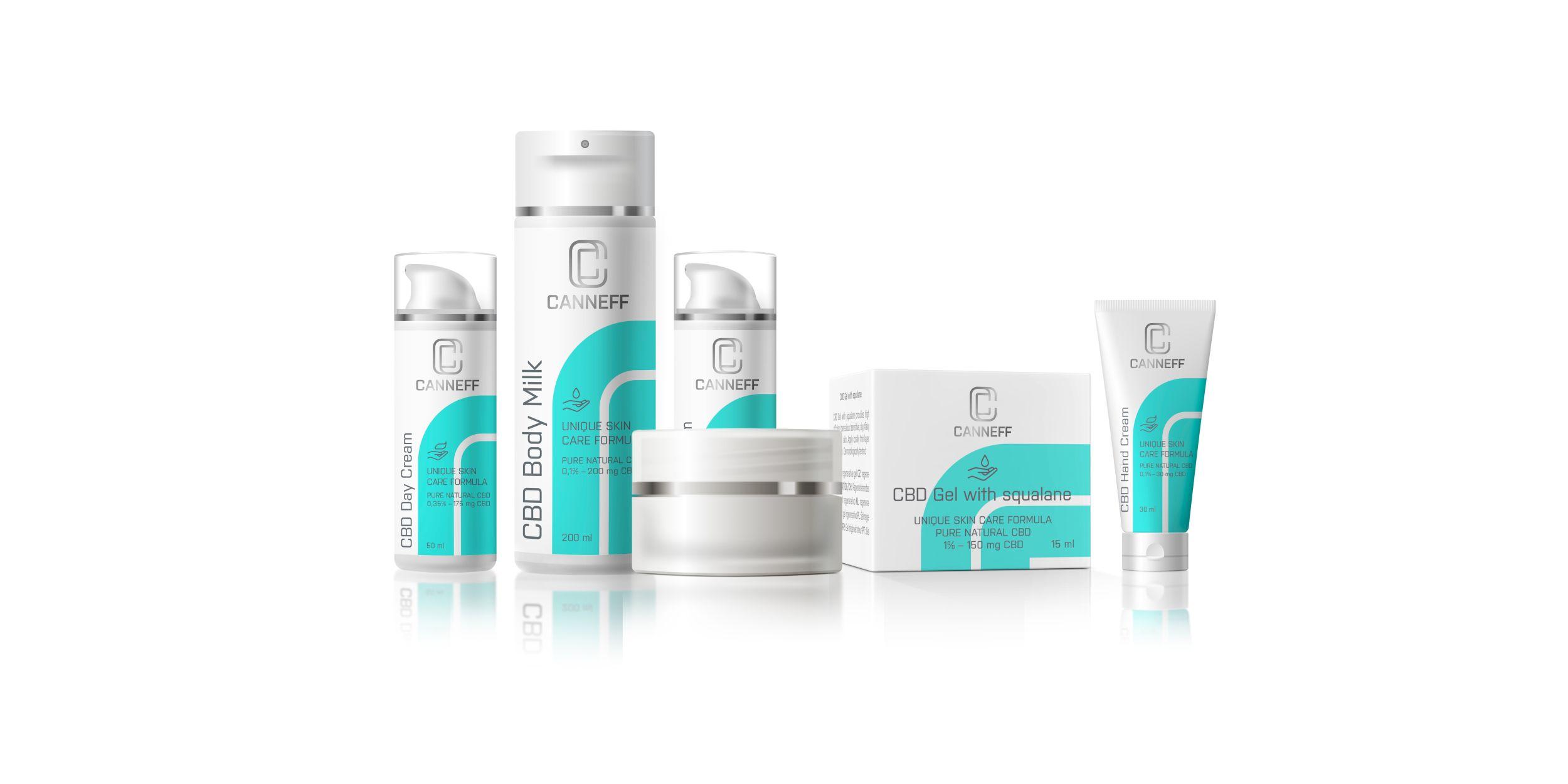 Soutěž o balíček kosmetiky Canneff - bit.ly/31yMZ5r