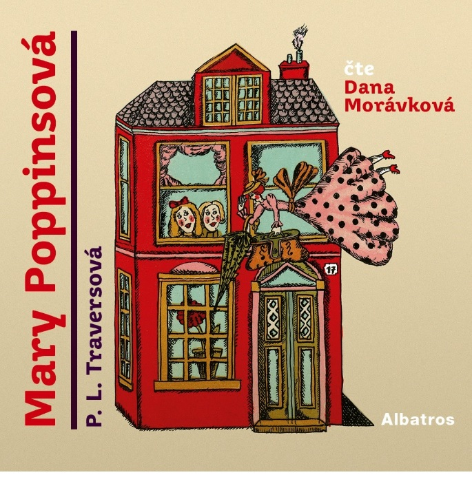 Soutěž o audioknihu Mary Poppinsová - www.vasesouteze.cz
