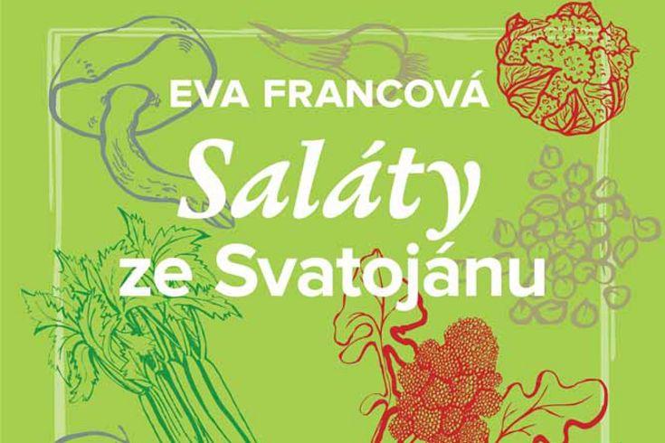 Vyhrajte tři knihy Saláty ze Svatojánu - www.klubknihomolu.cz
