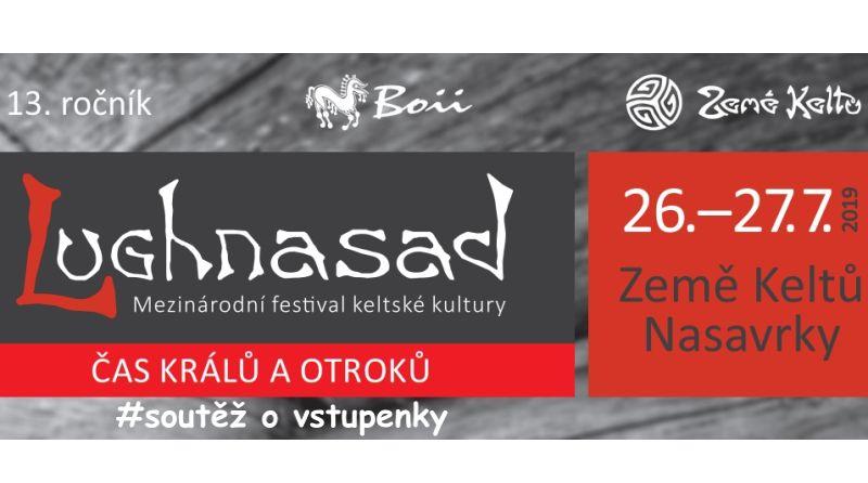SOUTĚŽ o vstupenky na festival keltské kultury  - www.chrudimka.cz