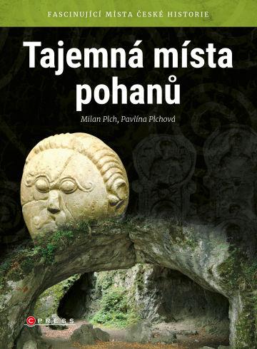 Soutěž o knihu Tajemná místa pohanů - www.vasesouteze.cz