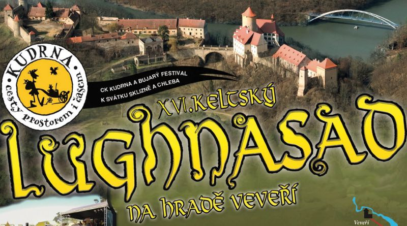 SOUTĚŽ o vstupenky na XVI. keltský LUGHNASAD na hradě Veveří - www.chrudimka.cz