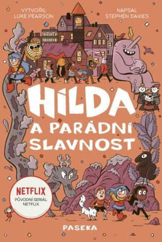 Soutěž o knihu Hilda a parádní slavnost - www.vasesouteze.cz