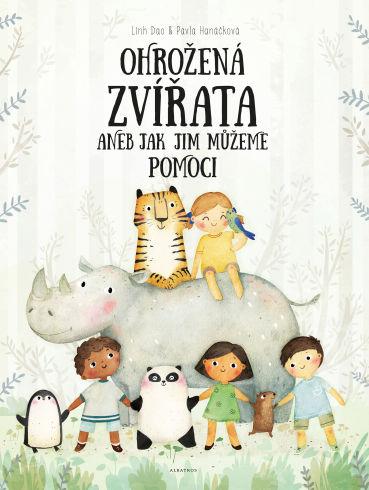 Soutěž o knihu Ohrožená zvířata - www.vasesouteze.cz