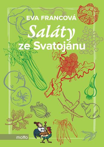 Soutěž o kuchařku Saláty ze Svatojánu - www.vasesouteze.cz