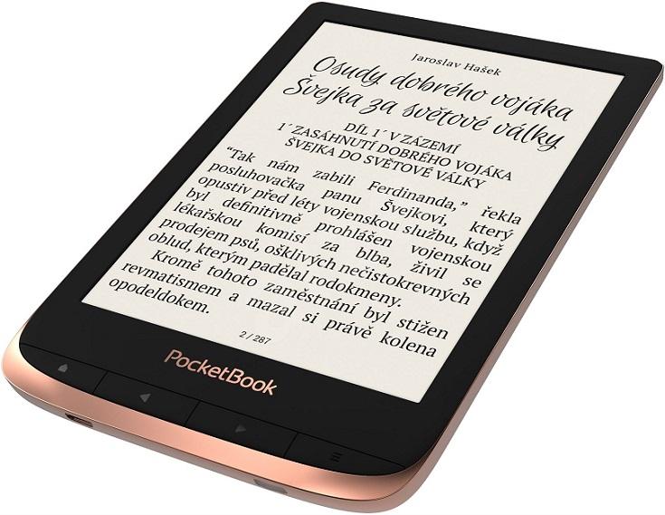 Soutěž o čtečku knih PocketBook - www.jarekmikes.com