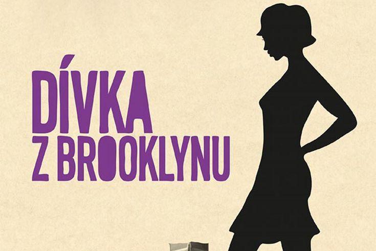 Vyhrajte tři knihy Dívka z Brooklynu - www.klubknihomolu.cz