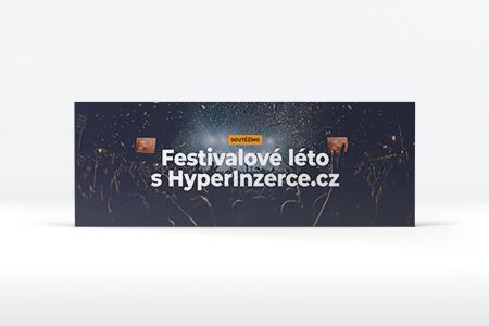 Festivalová letní soutěž HyperInzerce.cz - www.hyperinzerce.cz