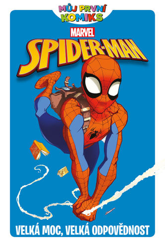 Soutěž o tři dětské komiksy Spider-Man: Velká moc velká odpovědnost - www.vasesouteze.cz