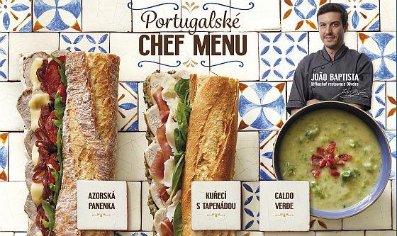 Vyhrajte voucher na ochutnávku nového Chef Menu Bageterie Boulevard - www.chytrazena.cz