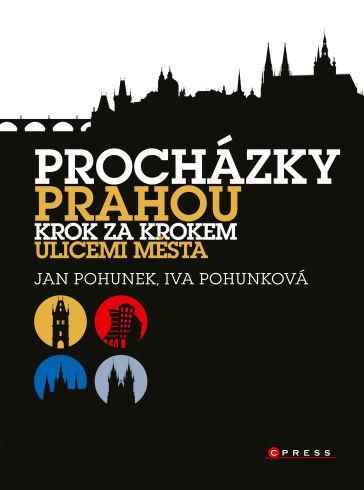 Soutěž o průvodce Procházky Prahou - www.vasesouteze.cz