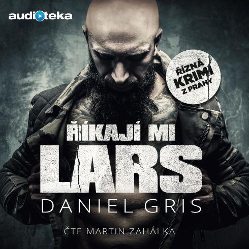 Soutěž o tři audioknihy Říkají mi Lars - www.vasesouteze.cz