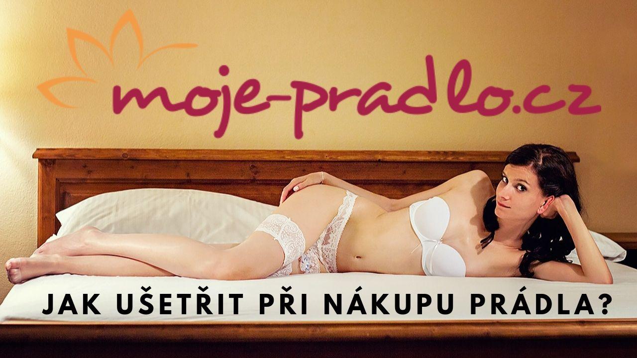 Soutěž o nákup prádla dle vlastního výběru na webu www.moje-pradlo.cz - www.moje-pradlo.cz