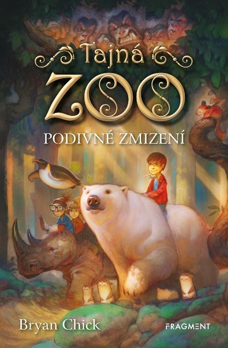Soutěž o knihu Tajná zoo  Podivné zmizení - www.vasesouteze.cz