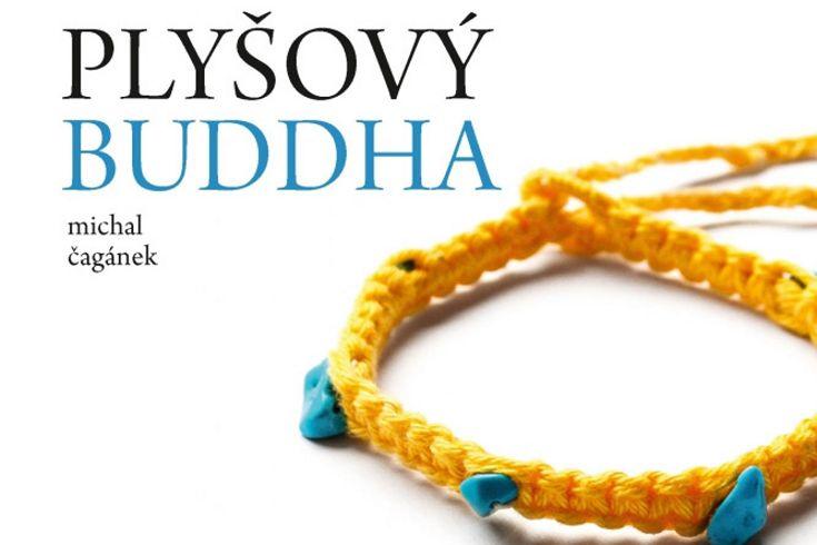 Vyhrajte tři knihy Plyšový Buddha - www.klubknihomolu.cz