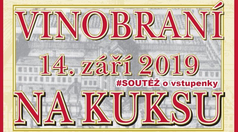 SOUTĚŽ o vstupenky na Vinobraní na Kuksu - www.chrudimka.cz
