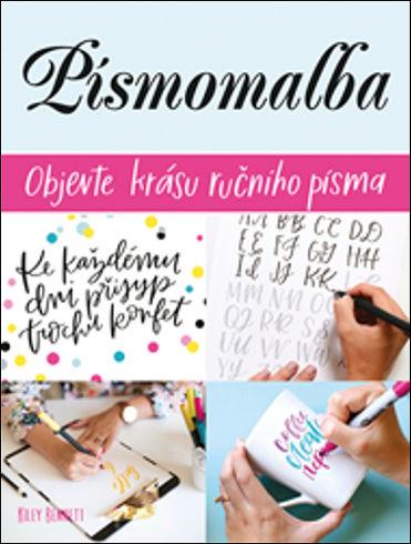 Soutěž o tři knihy Písmomalba - www.vasesouteze.cz